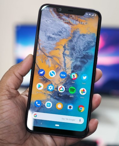 Nokia 8.1 Review